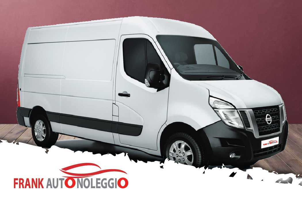 NISSAN NV400 L2 / H2 in promotion in Rome