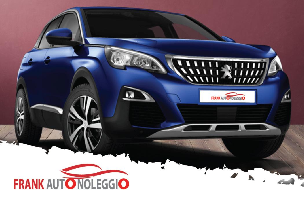 Peugeot 3008 GTLINE in promozione su Napoli