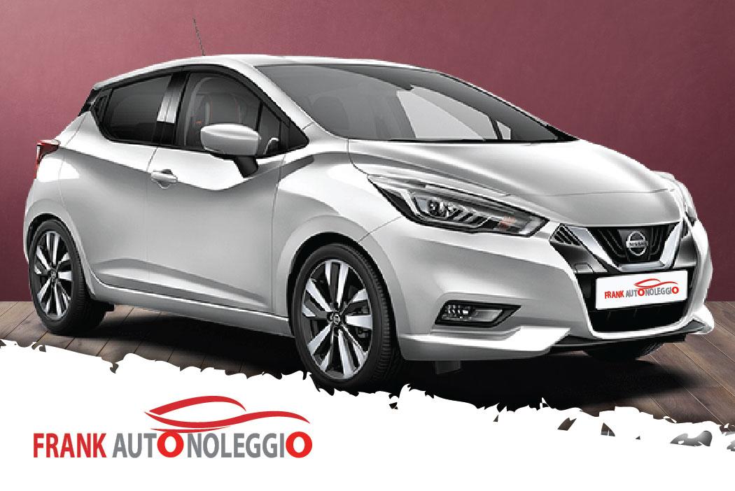 Nissan Micra in promozione su Roma
