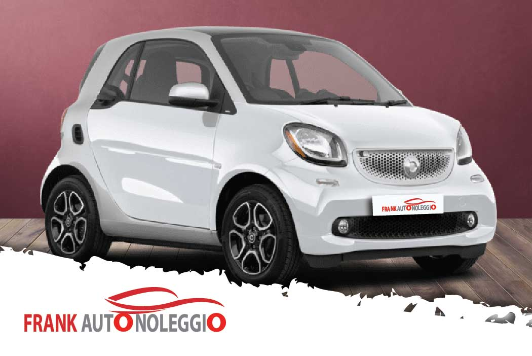 SMART FORTWO BRABUS in promotion on Rome