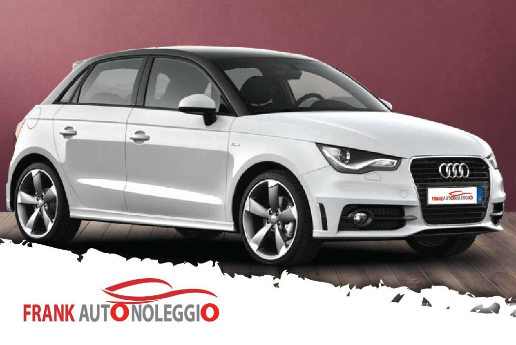 Audi A1 1000cc benzina 5porte in promozione su Napoli