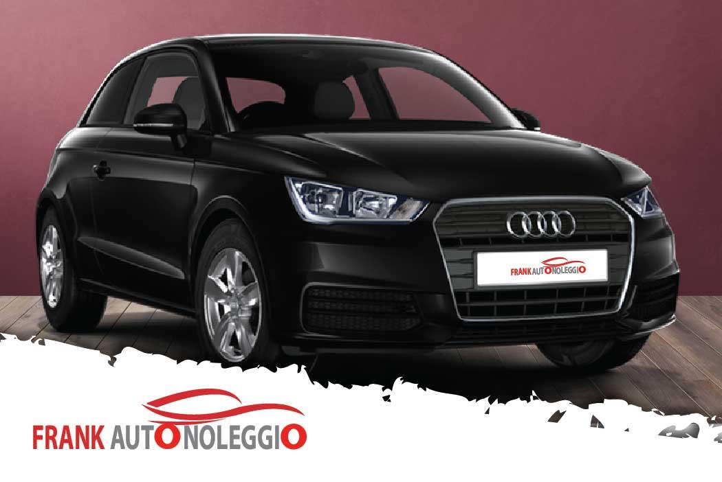Audi A1 SportBack in promozione su Napoli