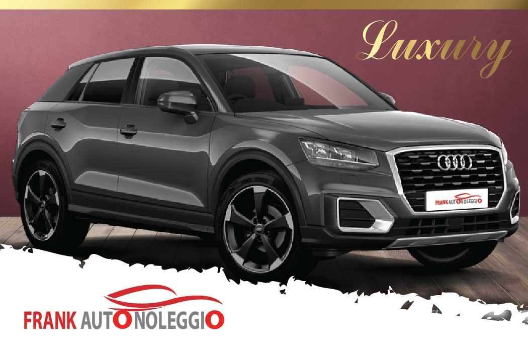 Audi Q2 in promozione su Roma