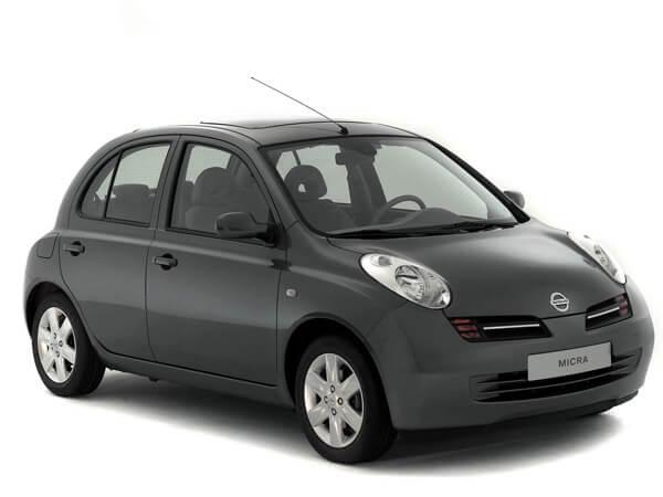 Nissan Micra - (Gruppo C)