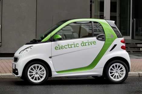 SMART FORTWO Electric in promozione su Roma