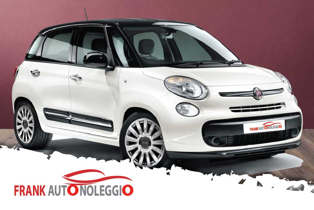FIAT 500 L 1.3 Multijet in promozione su Roma