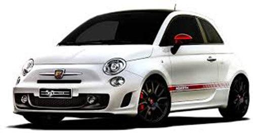 Fiat 595 Abarth 180 CV Competizione