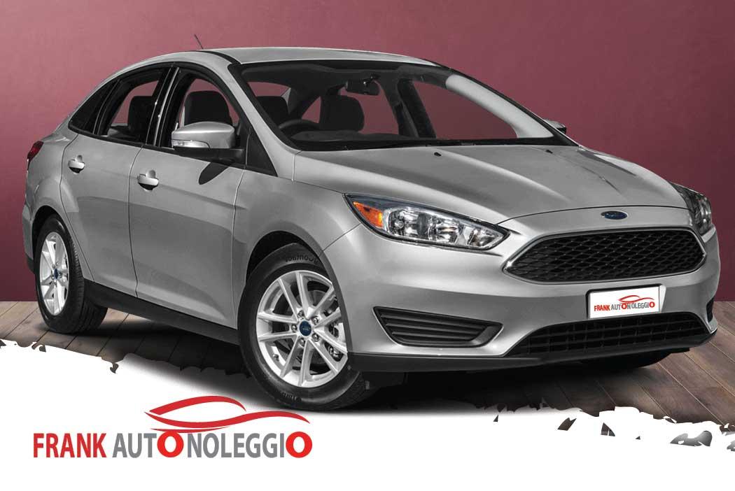 Ford Focus sw in promozione su Roma