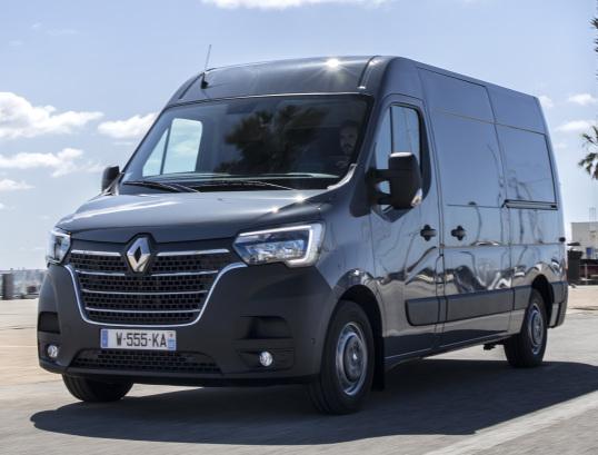 Renault Master L2H2 1500cc diesel in promozione su Napoli