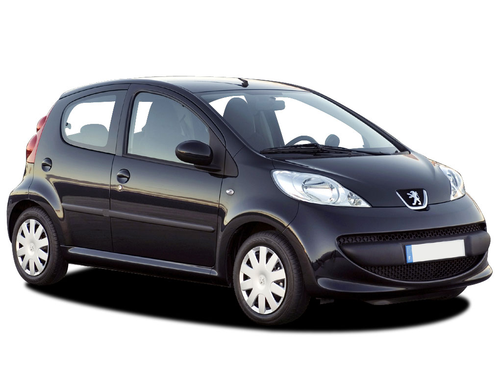 Peugeout 107 - (Gruppo B)