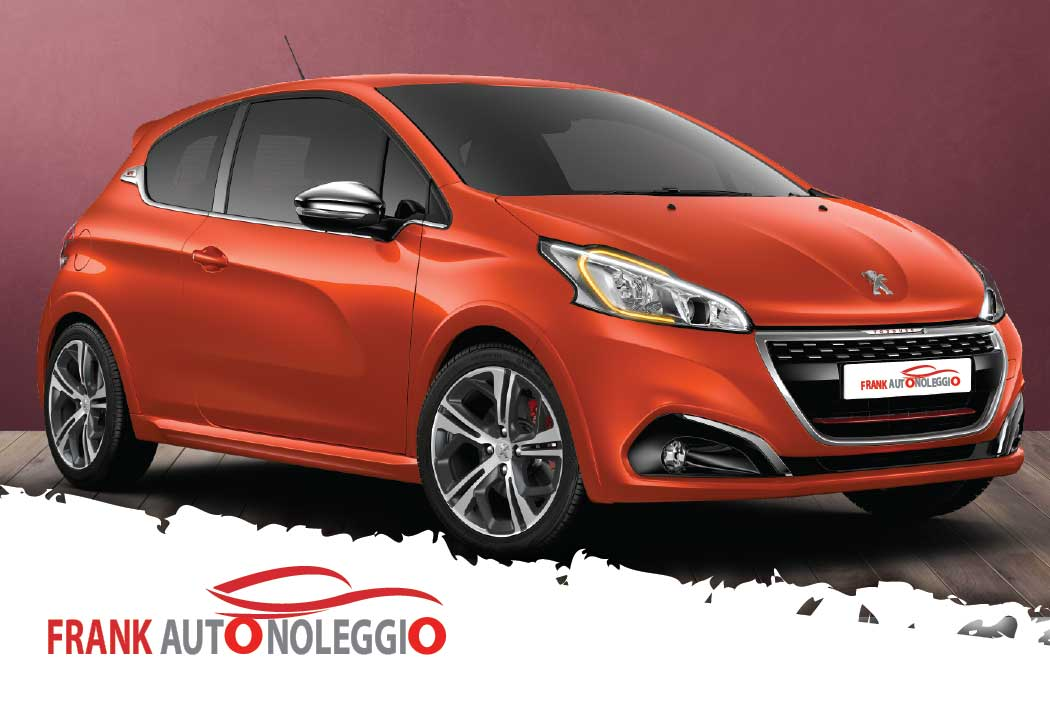 Peugeot 208 in promotion in Rome