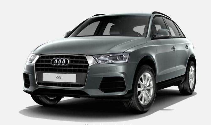 Audi Q3 in promozione su Roma