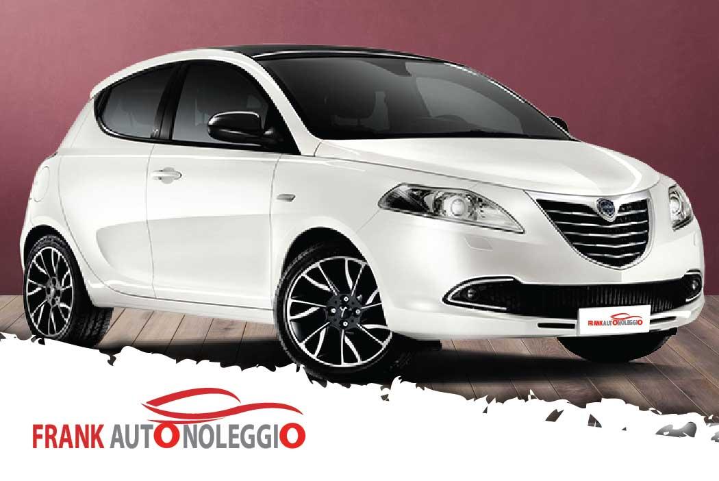 Fiat Lancia Ypsilon in promotion in Naples