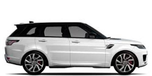Range Rover Sport in promozione su Roma