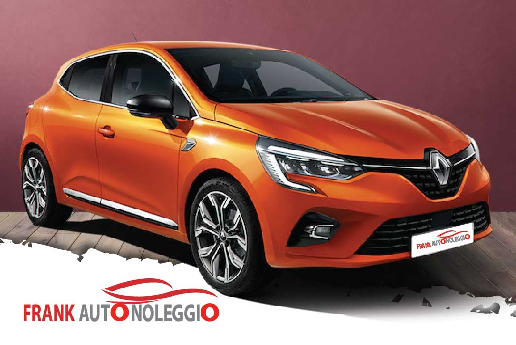 RENAULT NEW CLIO in promotion on Rome