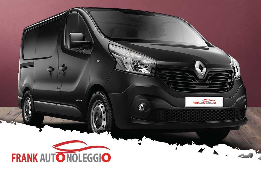 Renault New Trafic 9 Posti Passo Lungo in promozion e su Roma