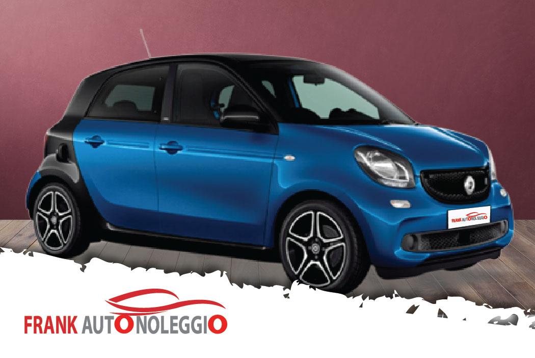 Smart ForFour in promozione su Napoli